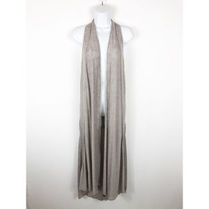 Urban Outfitters Ecote Tan Boho Duster